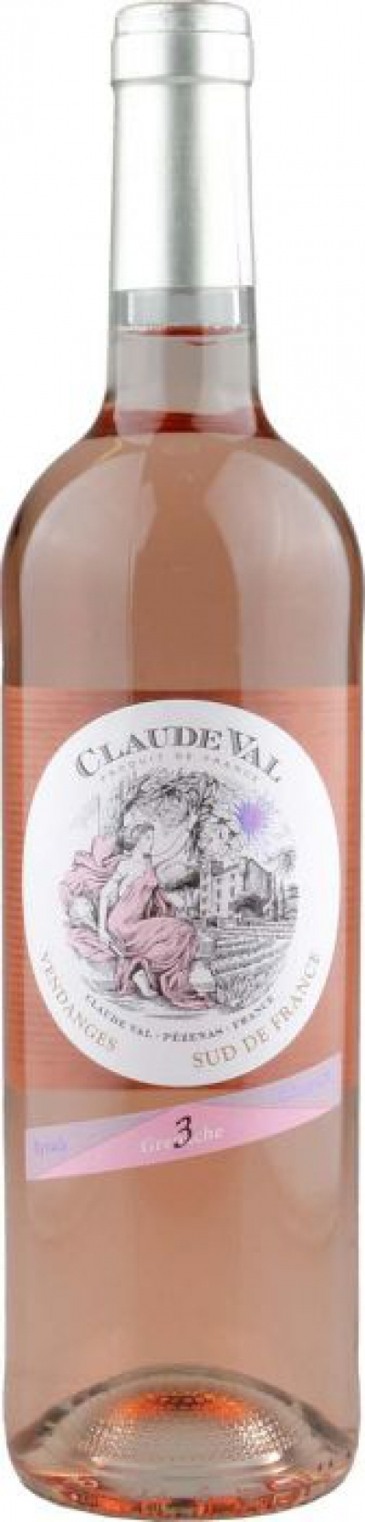 Paul Mas, Claudeval Rosé